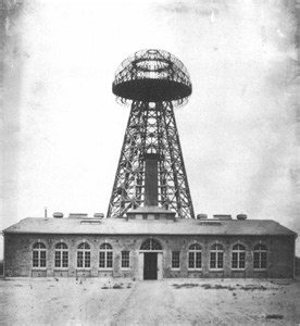 What Is Tesla Tower Wardenclyffe Tower