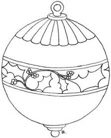 Bauble Template Printable by Beccy S Place Bauble 1