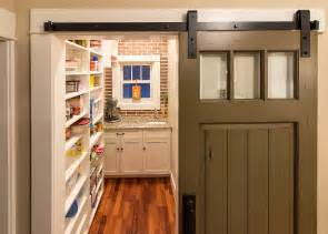 Barn Doors In Kitchen 25 Trendy Kitchens That Unleash The Of Sliding Barn Doors