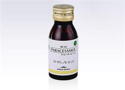 Obat Paracetamol jual paracetamol syrup 60 ml maksimal pembelian 2 syrup apotik jafa