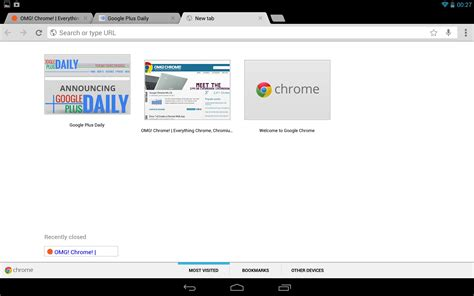 Chrome Tab | google chrome retires old new tab page option omg chrome