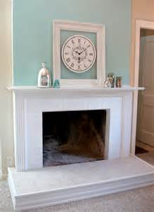 diy fireplace hearth diy fireplace mantel and hearth makeover fox hollow cottage