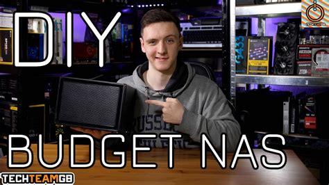 nas setup budget diy nas build setup guide youtube