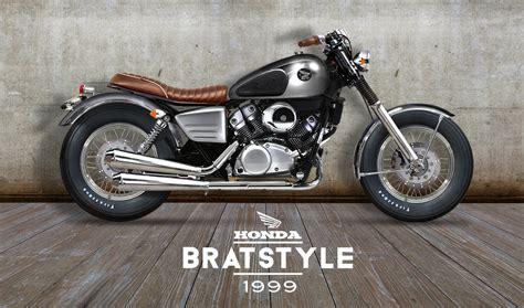honda shadow brat roots motorcycles