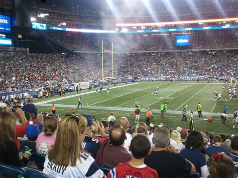 section 12 8 of nfpa 30 gillette stadium section 112 28 images section 112 at