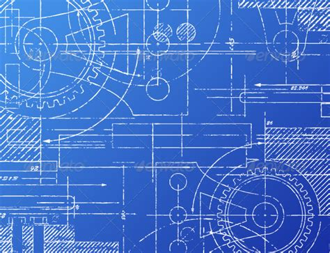 make a blueprint blueprint graphicriver