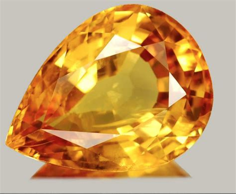 Is This Really A Gold Topaz by November S Birthstone Autumn S Gold Is Precious Topaz