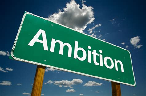 your only limit is your ambition