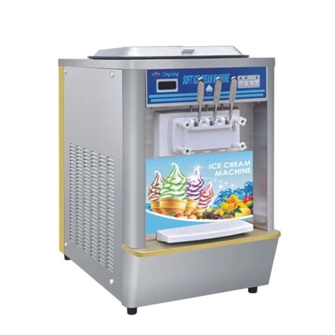 China Commercial Table Top Serve Machine