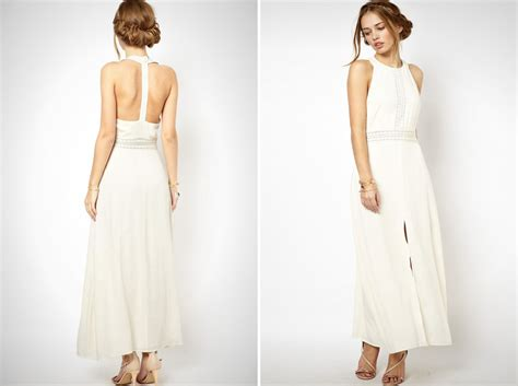 Jolie Crochet And Chiffon Dress Planning A Backyard Wedding Then This Dressll Do You Right
