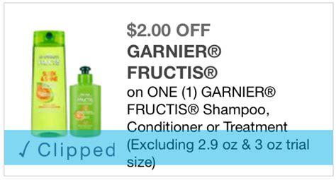 Garnier Fructis Printable Coupon
