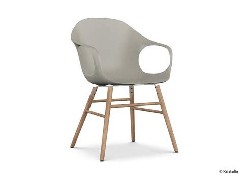 stuhl elephant kristalia stuhl elephant chair sitzschale beige gestell eiche
