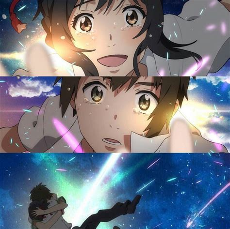 karakter anime kimi no nawa this didn t happenbut this completes the ending that