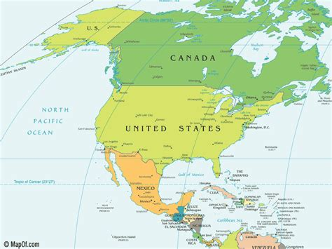 map of countries in america best photos of countries in america america