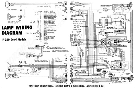 1997 ford ranger light wiring diagram 1994 ford