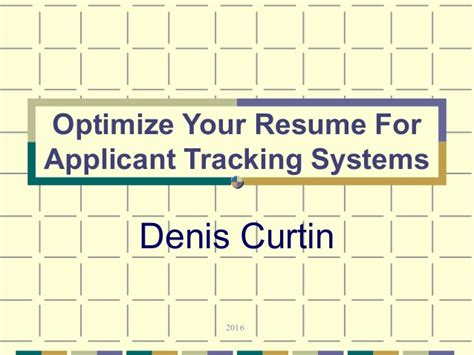 Resume Tips Applicant Tracking System Applicant Tracking System Resume Format Ideas Exles Of Resumes How To Format Your Resume