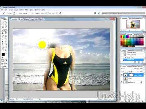 tutorial photoshop yt video tutorial photoshop efek pakaian tidak nak daun
