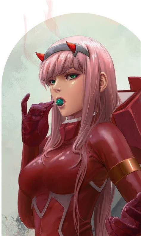 cute   eating lollipop uniform