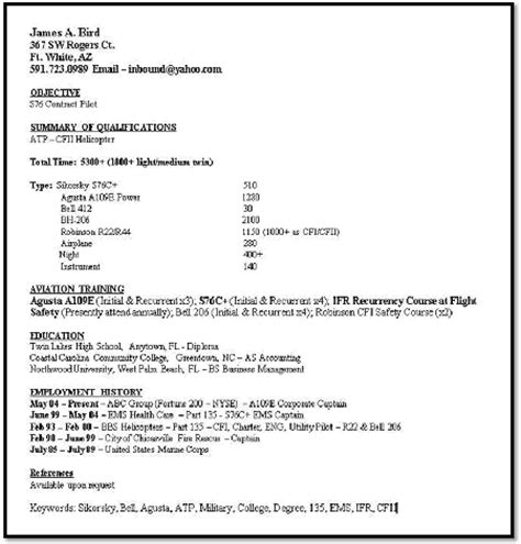 how to do a resume exles what a resume should look like best template collection