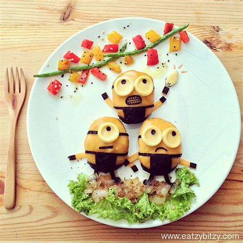 design art food stay at home mom makes creative lunches for her kids