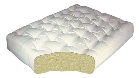 4 Inch Futon Mattress by 8 Inch All Cotton Futon Mattress 1800easybed