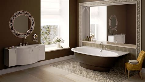 Vanity Toilet Units Exquisite Classic Bathroom Design Featuring Free Standing