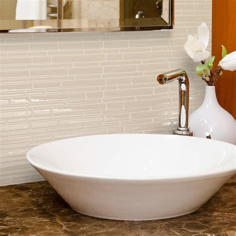 smart tiles bellagio sabbia approximately 3 in w x 3 in smart tiles bellagio sabbia 10 06 in w x 10 00 in h peel