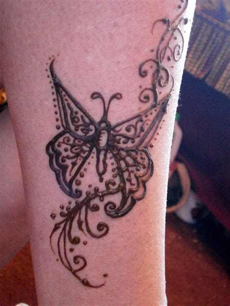 are henna tattoos permanent pin by tattoomaze on butterfly henna tattoos