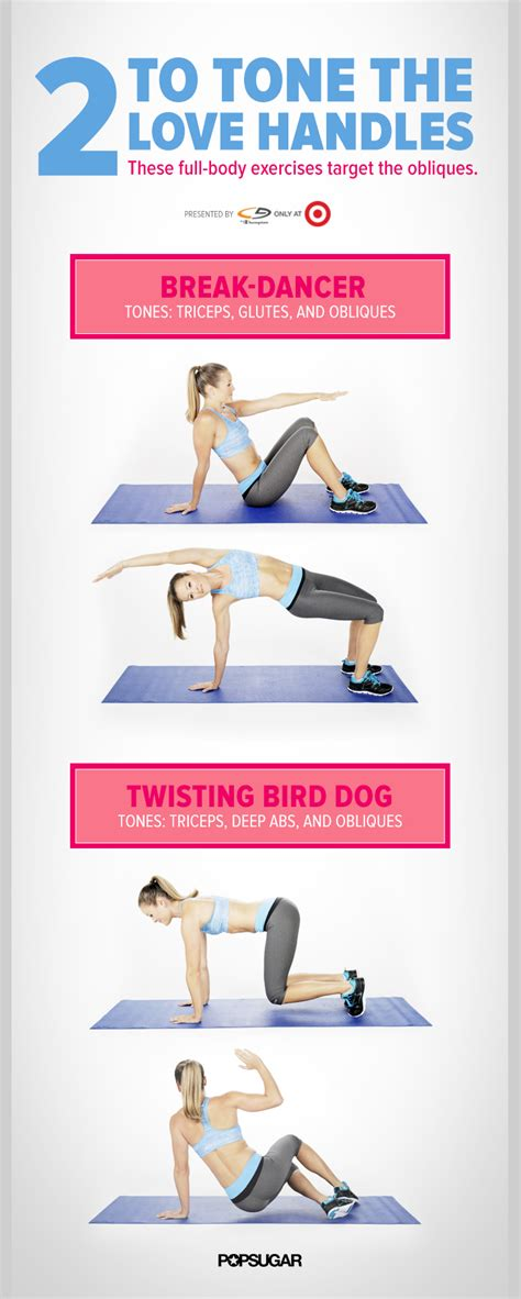 handle workout 5 minute popsugar fitness