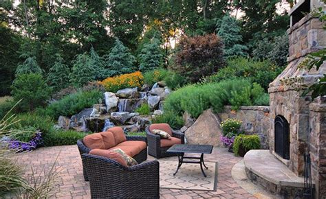 patio landscaping designs 15 patio gardens for outdoor recreation home design lover
