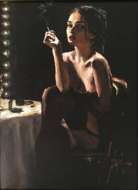 Canvas Without Frame fabian perez art for sale