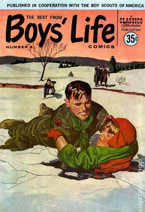 boys life 2 best from boys life 1957 comic books