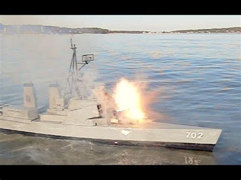 rc boats exploding r c boat s rocket attack backfires ibowbow