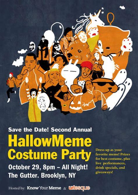 Halloween Party Meme - halloween meme costume party
