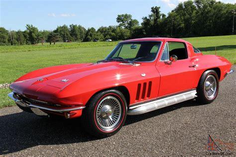 books about how cars work 1966 chevrolet corvette auto manual 1966 chevrolet corvette coupe stingray 327 365hp l79 4 speed pristine no reserve