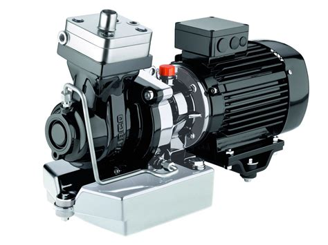 wabco demonstrates performance of air compressor technology for hybrid and electric trucks and