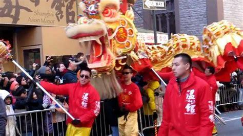 lunar new year parade nyc 2013 lunar new year parade chinatown