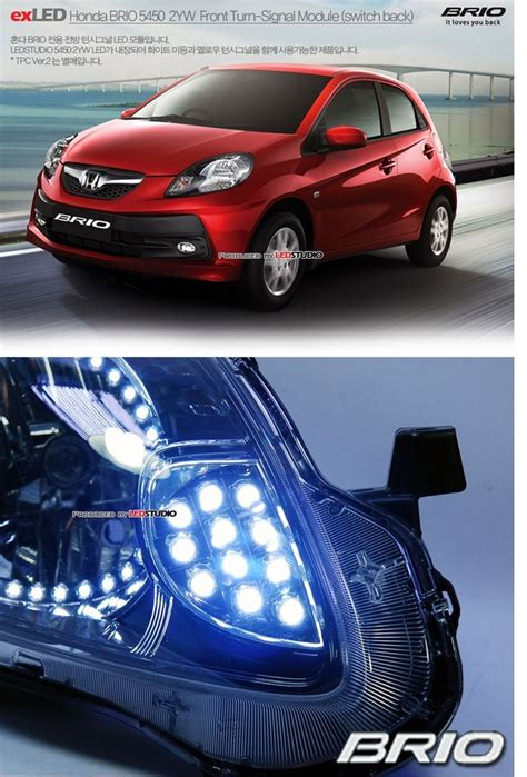 Kas Kopling Mobil Brio All Accesories For Honda Brio 2012 By Exled Indonesia