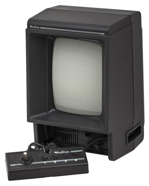 console videogame vectrex