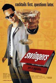 movies about swinging swingers 1996 imdb