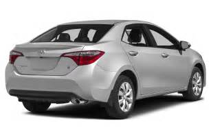 Toyota Corola 2015 2015 Toyota Corolla Price Photos Reviews Features