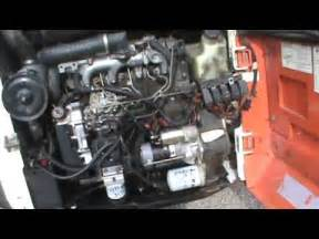 Bobcat 843 Isuzu Engine Isuzu 4jb1 Engine For Bobcat Skid Steer 543 843 853