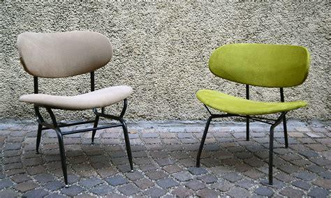 sedie design anni 50 poltroncine anni 50 produzione italiana domus