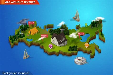 3d map 3d city and map generator by designhatti graphicriver