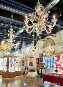 Home Chandeliers Murano Glass Chandeliers In The Arti Veneziane Showroom