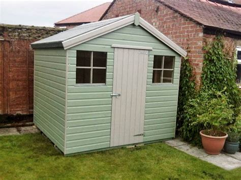 Garden Shed 10x8 by Willow 10x8 Garden Shed Made By West Lancs Sheds