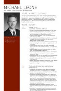 Founder / Ceo Resume samples   VisualCV resume samples
