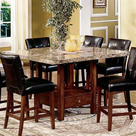 Free Dining Room Table And Chairs High Table And Chairs Free Dining Dining Table And Chairs Urbana Cherry Counter Height