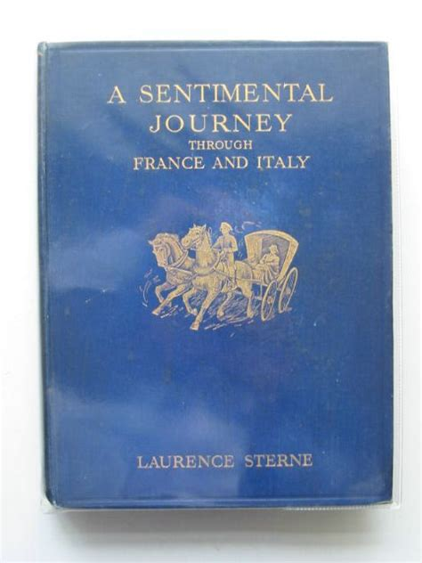 a sentimental journey through and italy books travels through and italy written by smollett