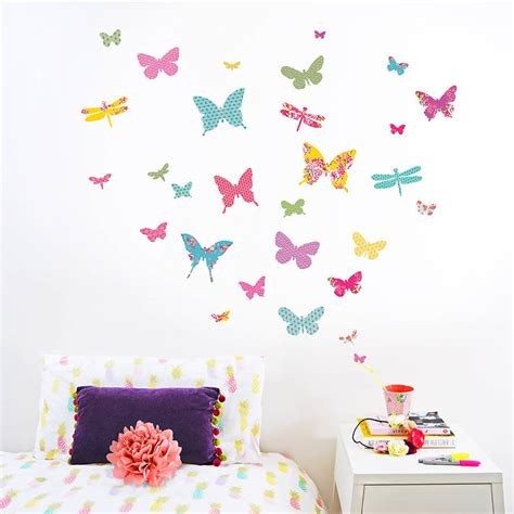 toddler wall stickers shanghai butterfly wall stickers by koko